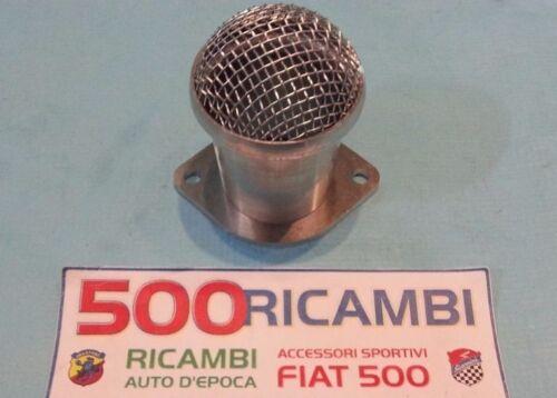 40 mm FIAT 500 F//L//R TROMBONCINO FILTRO ARIA SFIATO CARBURATORE WEBER DIAM