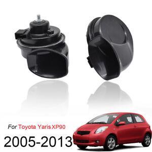 Snail-Horn-For-Toyota-Yaris-XP90-05-13-12V-110-125db-410-510Hz-Dual-Pitch-Loud