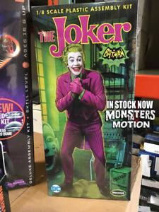 Details about MOEBIUS Batman 1966 Joker Cesar Romero 1/8 Scale Model Kit  16BMB09