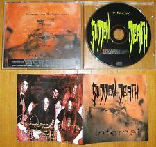 Sudden Death-Infernal, 1st Press, Super Shock Records, pyrexia, repulse, Evil