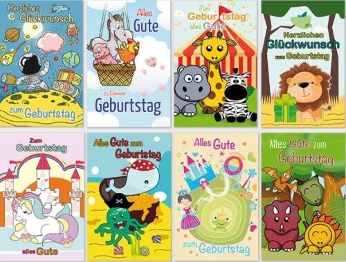 100 Geburtstagskarten Geburtstagskarte Glückwunschkarten Grußkarten sk 4771
