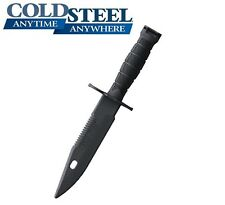 Cold Steel - M9 Rubber Bayonet Training Knife 92RBNT New