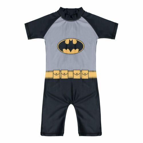 Batman Swimsuit Surfsuit 3-4 years
