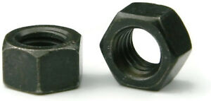 Hex Finish Nuts Hot Dipped Galvanized Qty-100 1//2-13 UNC