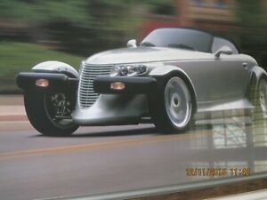 2000 Plymouth Prowler -