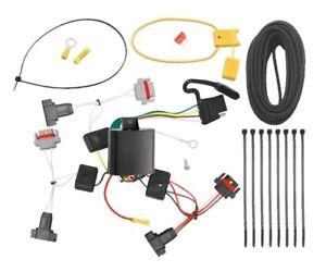 trailer wiring harness kit for 01 10 chrysler pt cruiser all styles rh ebay com