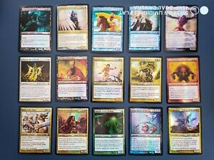 MTG Magic From the Vault: Relics: Full Set FOIL 15//15 Cards