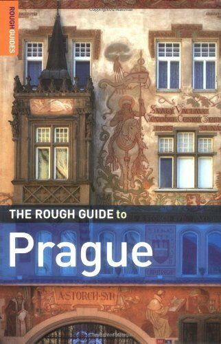 The Rough Guide to Prague (Rough Guide Travel Guides) By Rob Hu .9781843539919