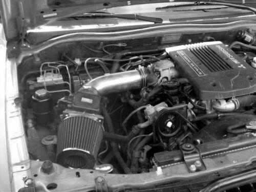 BLACK 1992-2003 MITSUBISHI MONTERO MONTERO SPORT 3.0L V6 AIR INTAKE KIT