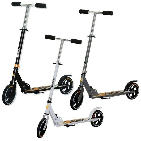 Best Sporting Scooter aus Aluminium und Stahl 200mm Roller klappbar