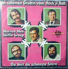 Single / WORRIED MEN SKIFFLE GROUP / AUSTRIA / RARITÄT /