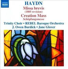 Haydn: Masses Vol 7: Missa Brevis; Creation Mass, New Music
