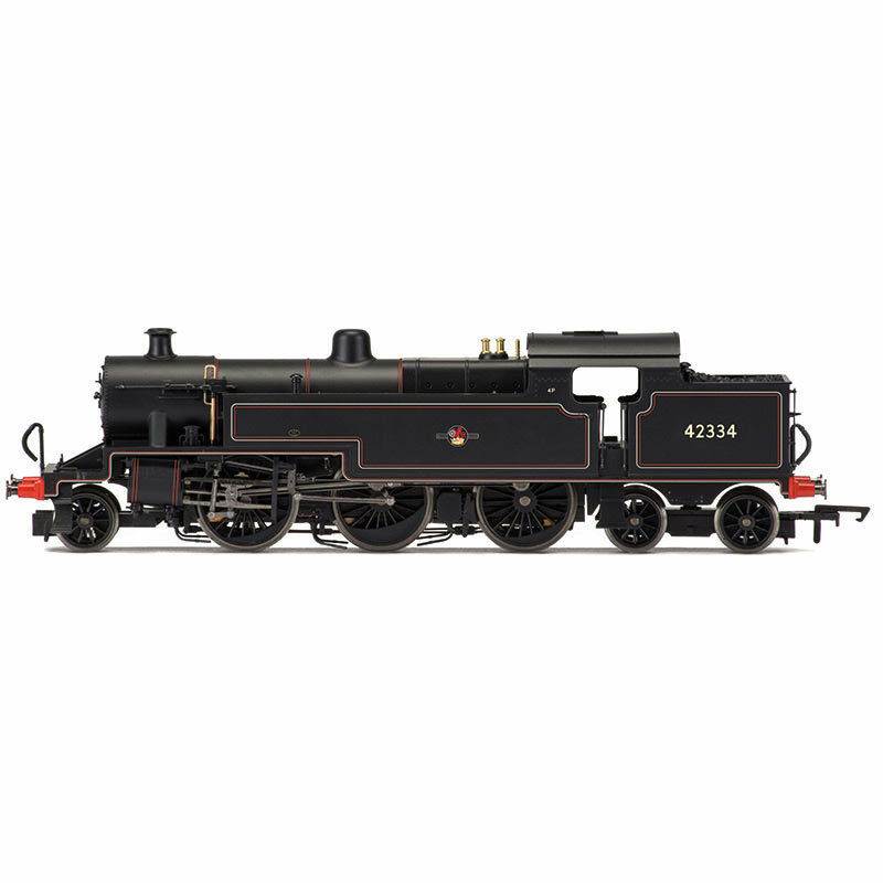 HORNBY Loco R3404 BR 2-6-4T '42334' Fowler 4P, Late BR