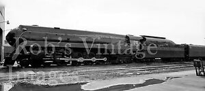 Norfolk-and-Western-Bullet-Streamliner-NW-Steam-611-Art-Deco-Train-photo-2