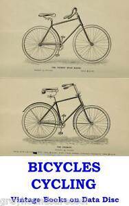 Cycling-Bicycles-Cyclists-Collection-23-Vintage-Books-on-a-Data-Disc-Illustrated