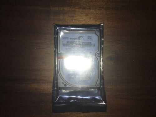 "Seagate Momentus SATA ST9160412AS 160GB 16MB 2.5/"" 02X1CJ LOT:Z"