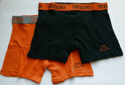 />/> 2 Stück Packung />/> Kappa Herren Boxer Shorts Toledo2 in Nectarine