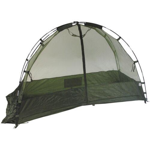 MFH Lettino Zanzariera militare campeggio viaggi a forma di tenda verde OD