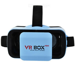COMBO & SINGLE OFFER MINI VR BOX Reality Glasses wid VR Remote