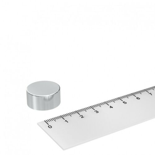 50x POWER NEODYM MAGNET SCHEIBE 20x10 mm HOBBY N42 SUPERMAGNETE INDUSTRIE