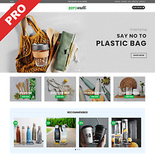 Eco Store Dropshipping Website Turnkey Ecommerce Business For Sale
