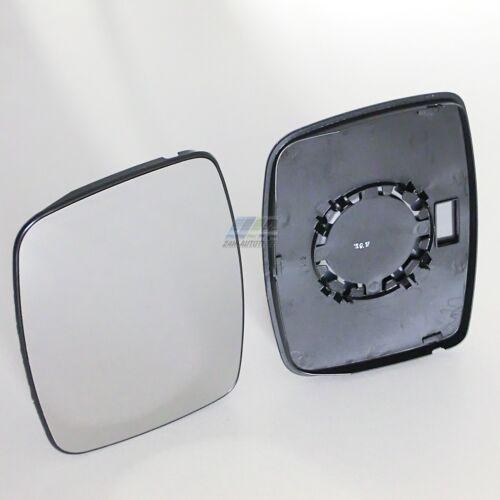 Spiegelglas Glas Ersatzglas Außenspiegel links = rechts pa´t für Vito 96-03