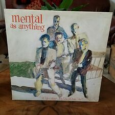 MENTAL AS ANYTHING-IF YOU LEAVE  ME  CAN  I COME TOO-A&M-SP4921-c1982-DEMO-LP-NM