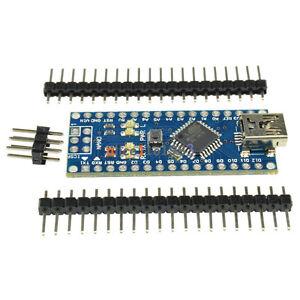 USB-Nano-V3-0-ATmega-328-16M-5V-Micro-controlador-CH340G-Board-Para-Arduino