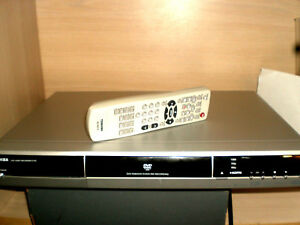 Toshiba-HDMI-DVD-Player-D-R5SC-Remote-Plays-DVDs-Will-Not-Record-On-DVD