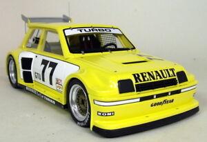 Otto-1-18-Scale-OT261-Renault-5-Turbo-Phase-1-Le-Car-IMSA-1981-Patrick-Jacqemart