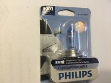 Single Blister Pack Philips 9003CVB1 Headlight Bulb-Crystalvision Ultra