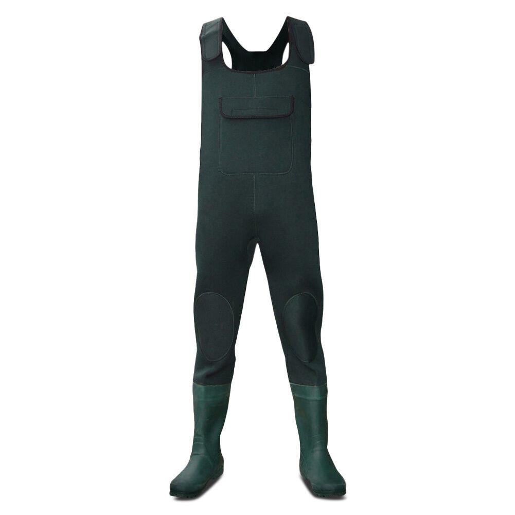 Dirt Chest Boot® Green Neoprene Chest Dirt Waders 100% Waterproof Coarse Fishing Muck Wader dca2d1