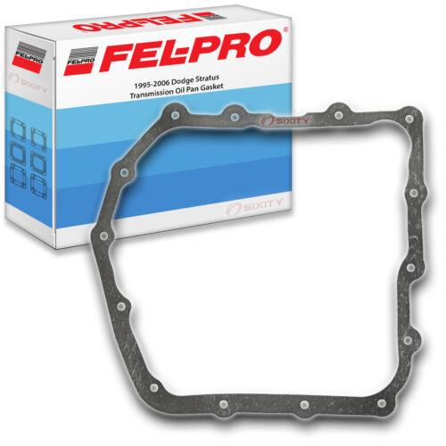 ve Fel-Pro Transmission Oil Pan Gasket for 1995-2006 Dodge Stratus FelPro