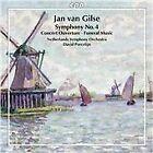 Jan van Gilse - : Symphony No. 4 (2012)