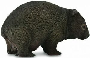 CollectA-88756-Wombat-mit-Jungtier