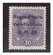 VENEZIA GIULIA 1918 - 30  HELLER   NUOVO   *