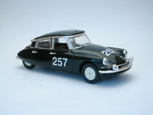 Model Car Scale 1:43 rio Citroen DS 19 MM vehicles road diecast Rally