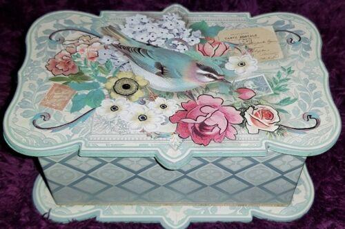 Punch Studio Storage//Keepsake//Jewellery//Trinket Collectable Soap Gift Boxes Vtg