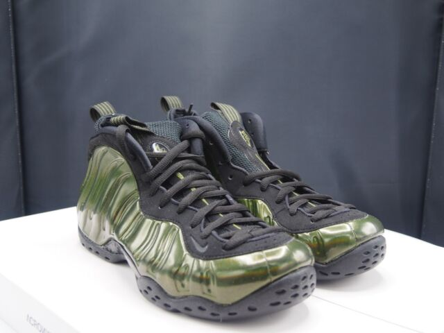 new styles 1e5a1 7d937 Nike Air Foamposite One 1 314996-301 Legion Green Black DS Size 8.5