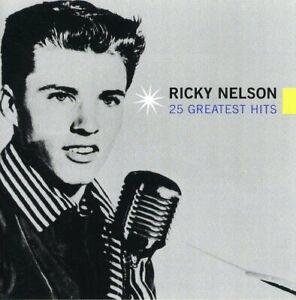 Ricky-Nelson-25-Greatest-Hits-CD