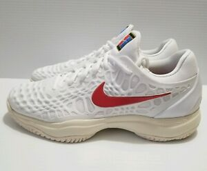 f419d66292c Details about Nike Air Zoom Cage 3 HC Hard Court Rafa Nadal Tennis Shoes Sz  10 (918193 103)