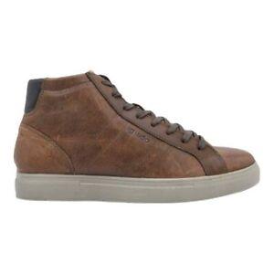 IGI&CO 8126833 sneaker alte stivaletti pelle cuoio