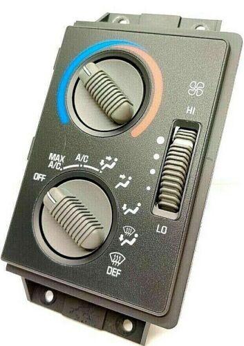 94-97 CHEVY S10 BLAZER GMC SONOMA JIMMY CLIMATE CONTROL A//C FAN HEATER HVAC TEMP