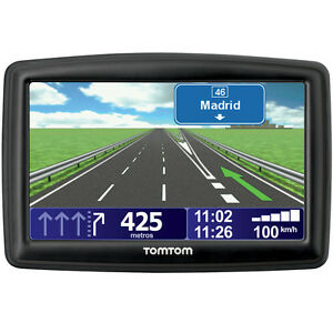 tomtom xxl navi zentral europa classic 5 ce iq routes. Black Bedroom Furniture Sets. Home Design Ideas