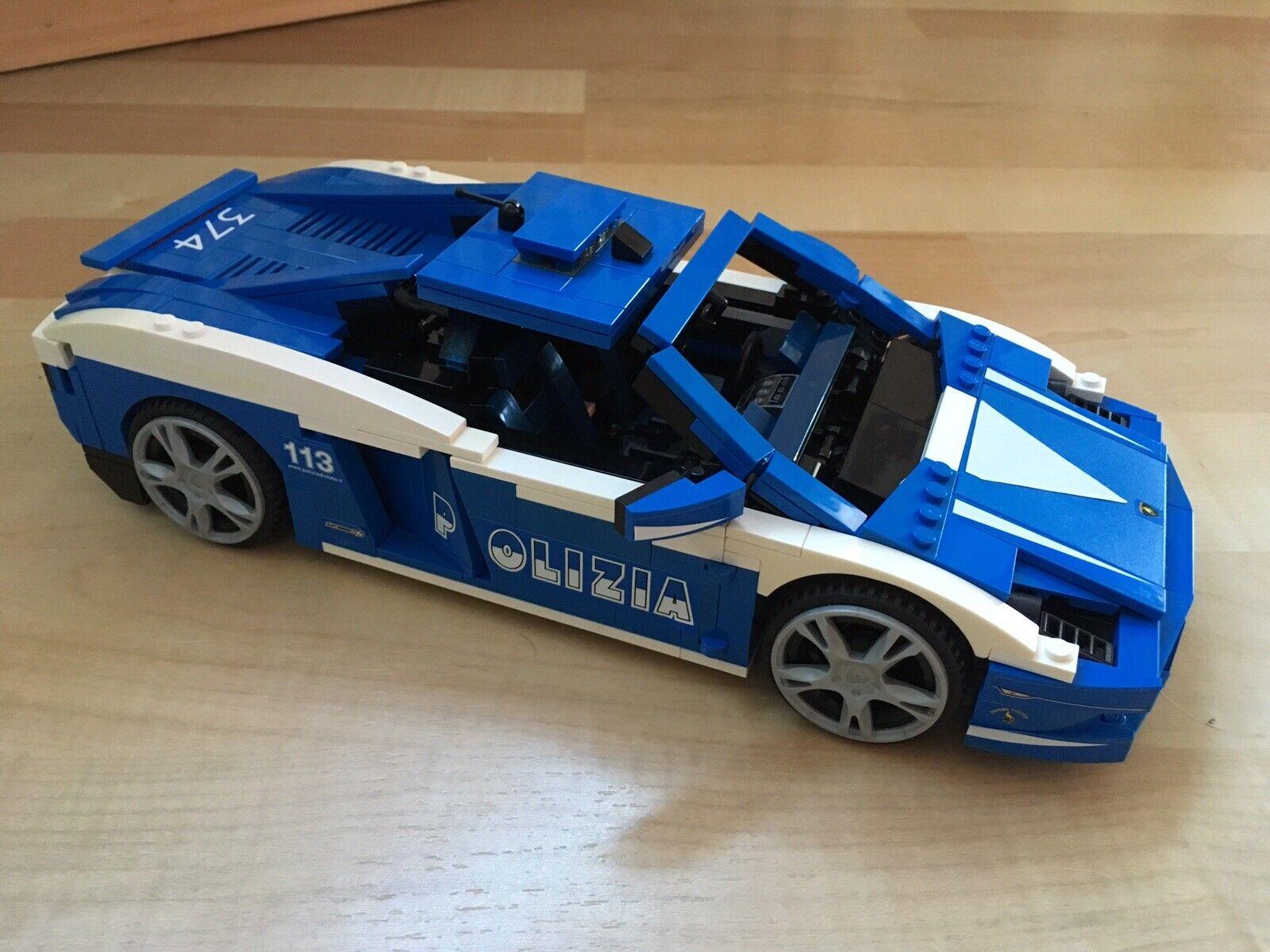 Lego Technic Technik Racer 8214 Lamborghini .
