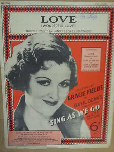 song-sheet-LOVE-Gracie-fields-034-sing-as-we-go-034-1934
