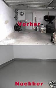 Garagen Und Werkstattbodenbeschichtung Epoxidharz Kieselgrau 5kg