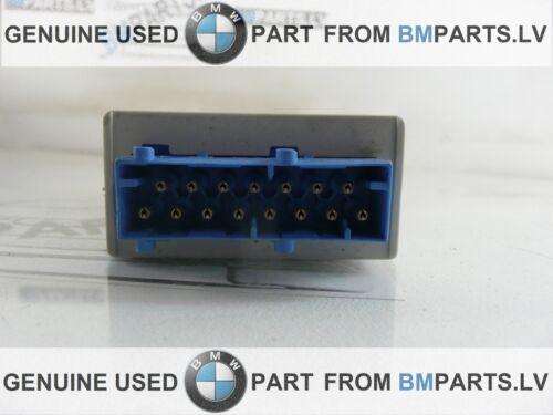 BMW 3 SERI E36 5SER E34 Z3 E36 WINDSHIELD WIPER WASH CONTROL UNIT WI-WA LOW