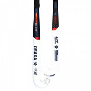 Osaka Pro Tour Gold Pro Bow Composite 2017 Hockey Stick free grip /& bag 36.5
