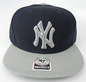 a6cd2a98941e5 Image is loading NEW-YORK-YANKEES-VINTAGE-SNAPBACK-RETRO-2-TONE-